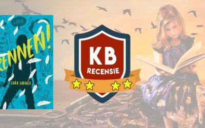 4**** voor Rennen! op Nienkes kinderboekenblog